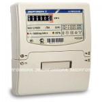 Счетчик электроэнергии трехфазный однотарифный Нева 306 100/5 Т1 D 220/380В ЖК (6056055)